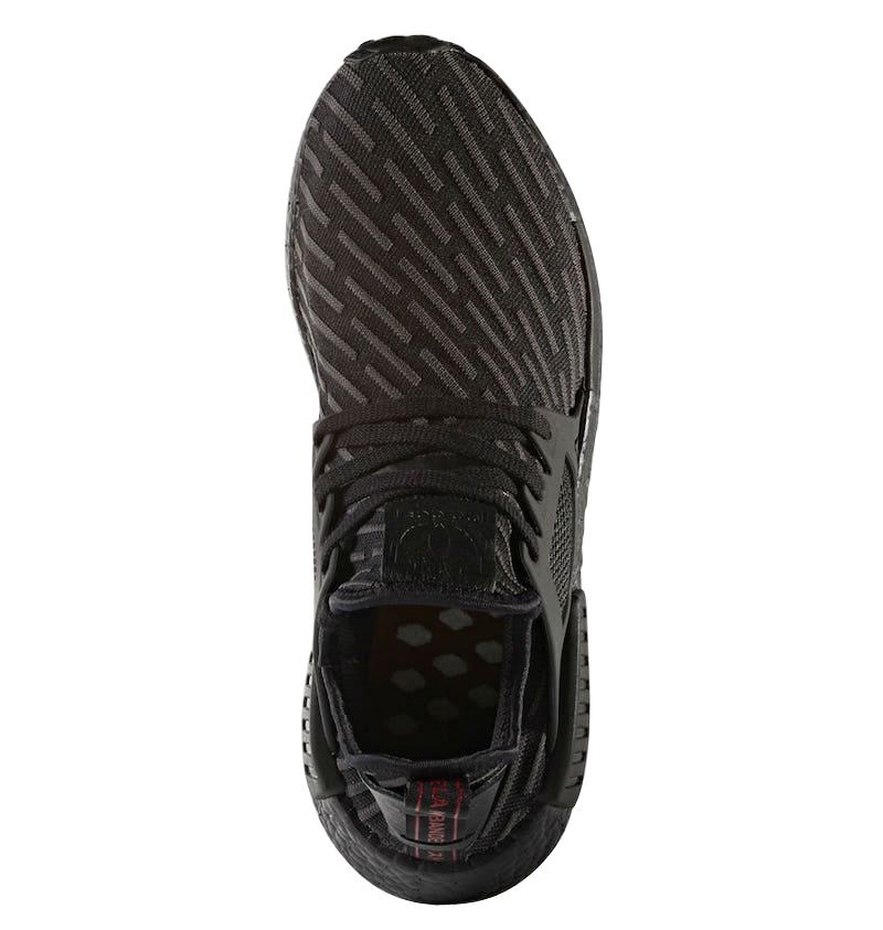 habilidad arcilla incluir  adidas NMD XR1 Triple Black - KicksOnFire.com