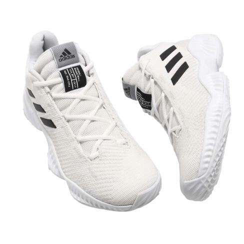 adidas Pro Bounce 2018 Low Cloud White