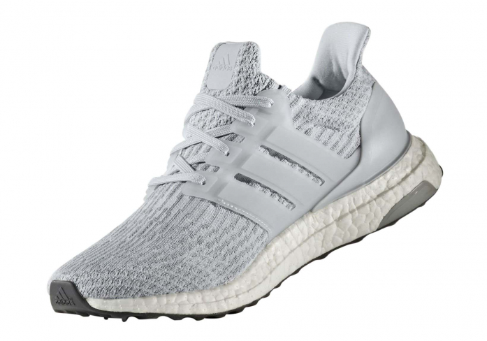 adidas Ultra Boost 3.0 Clear Grey