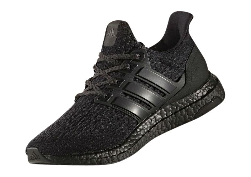 adidas ultra boost full black