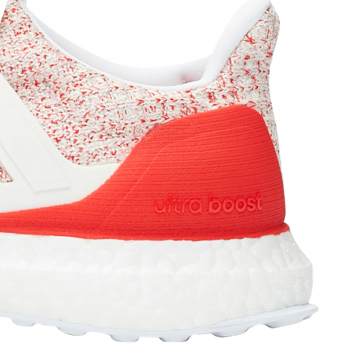 adidas ultra boost white active red