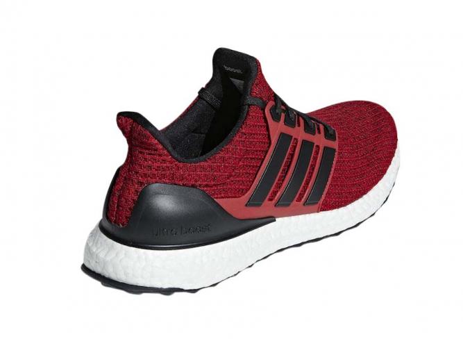 adidas Ultra Boost 4.0 Red Black
