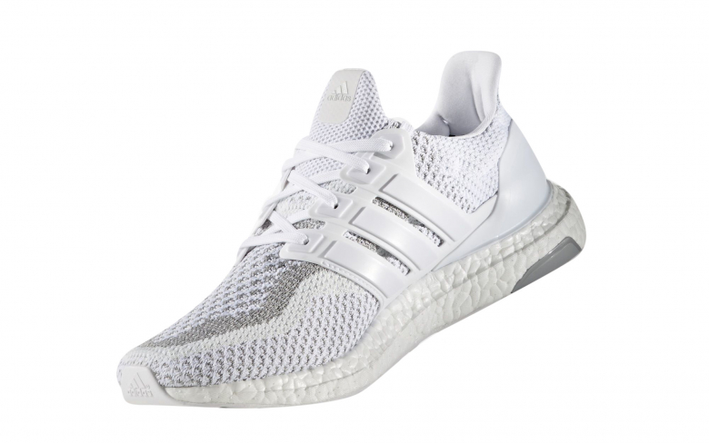 adidas Ultra Boost - White Reflective - KicksOnFire.com
