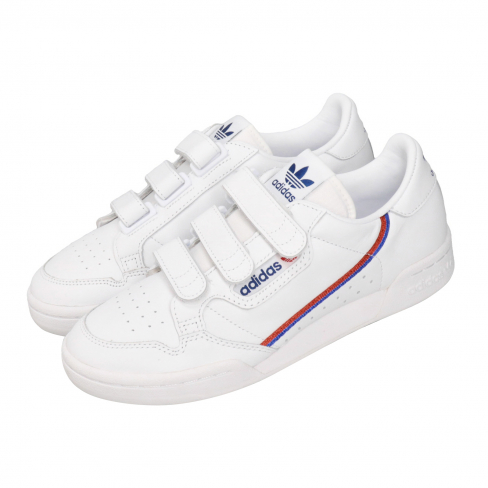 Comprometido fondo de pantalla delicadeza  adidas WMNS Continental 80 Strap Footwear White Collegiate Royal -  KicksOnFire.com