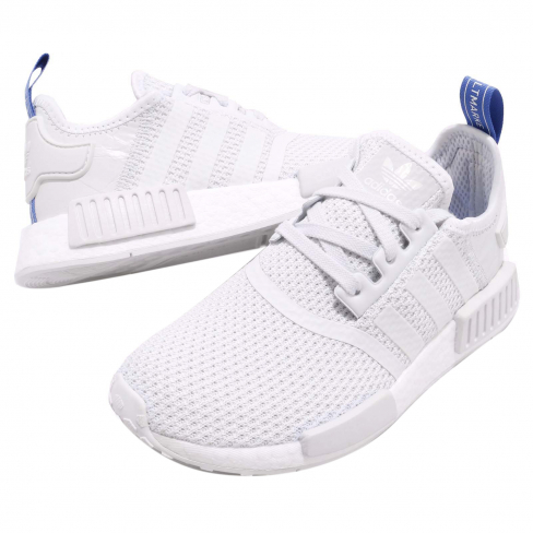 Wmns NMD_R1 'Crystal White Real Lilac'