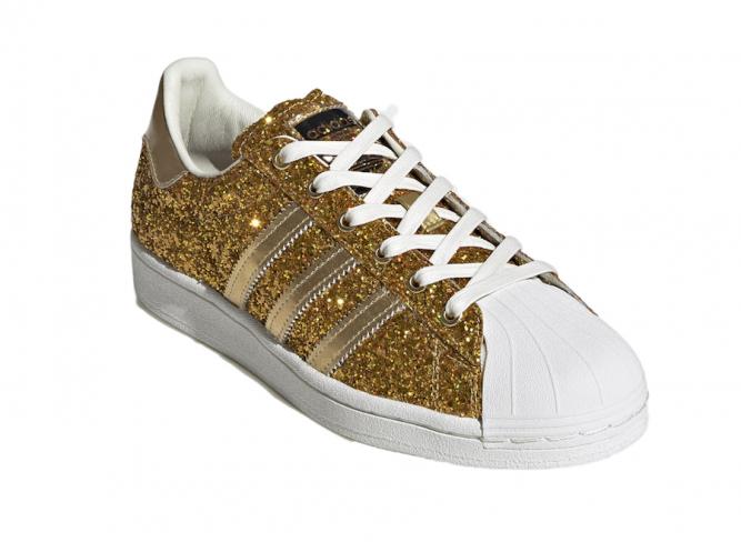 adidas glitter superstar