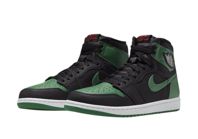 "Air Jordan 1 High OG ""Pine Green"