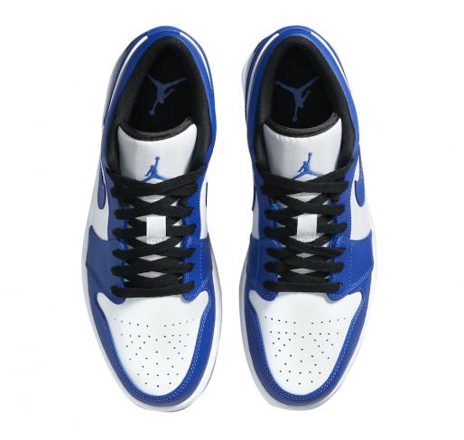 Air Jordan 1 Low 'Game Royal'