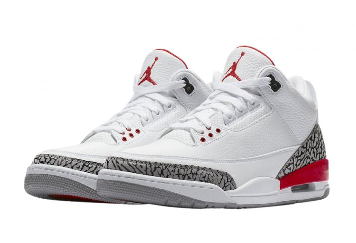 Air Jordan 3 Katrina - KicksOnFire.com