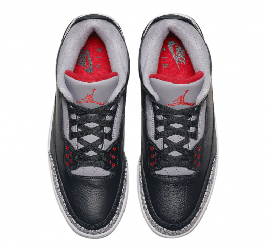 Air Jordan 3 Retro OG Black Cement 2018