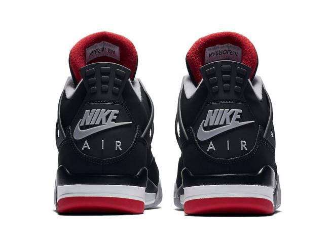 Air Jordan 4 OG Bred 2019 - KicksOnFire.com