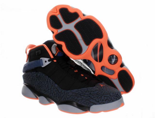 Air Jordan 6 Rings – Atomic Orange