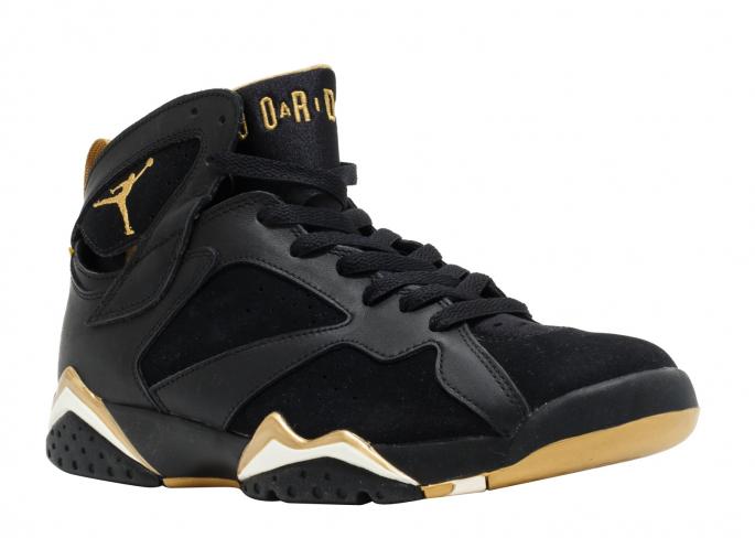 Air Jordan 7 Golden Moments Pack