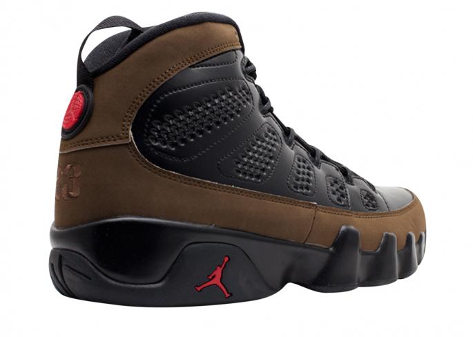 Air Jordan 9 Olive - KicksOnFire.com