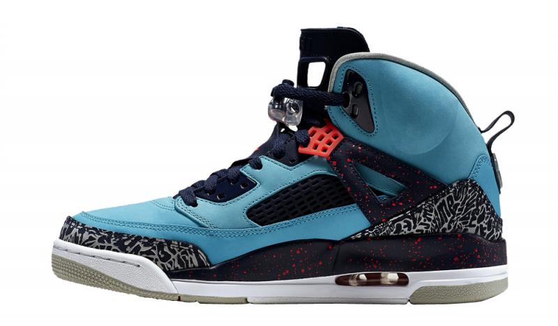 Air Jordan Spizike - Turquoise Blue