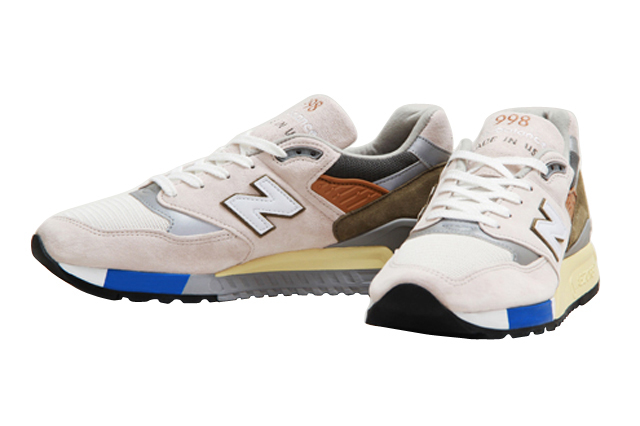 Concepts X New Balance 998 - C-Note