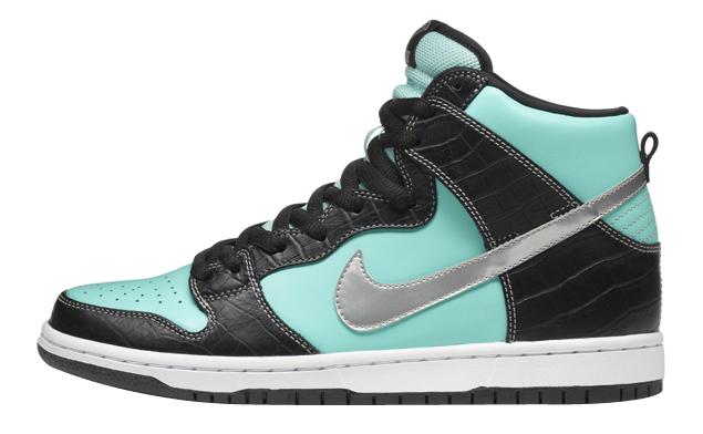 Diamond Supply Co. x Nike SB Dunk High