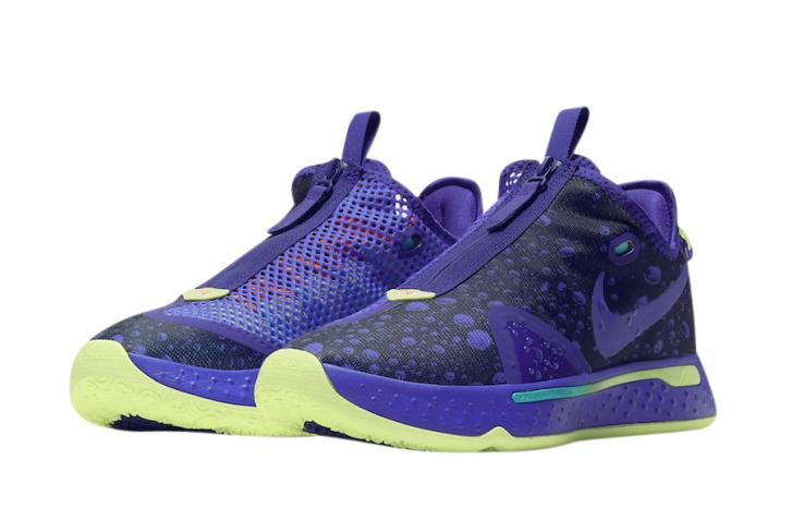 Gatorade x Nike PG 4 Purple