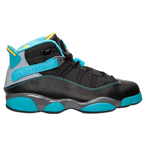 Jordan 6 Rings - Gamma Blue