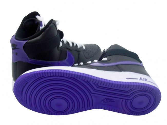 Nike Air Force 1 High - Black / Court