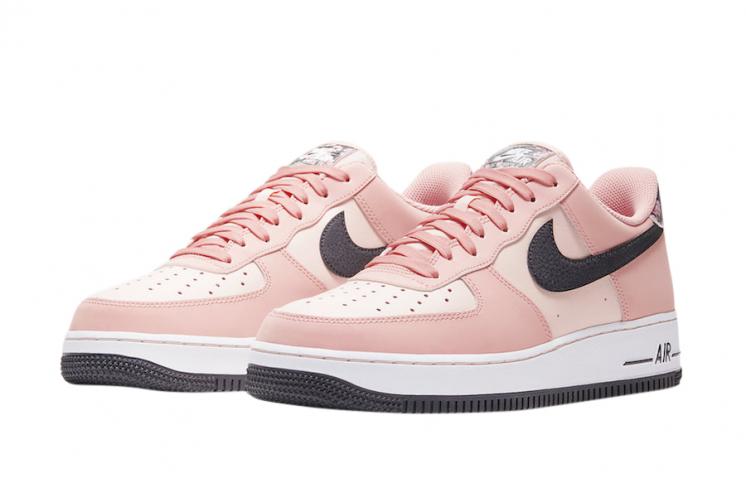 Air Force 1 Pink Foam (GS) - CV9646-600
