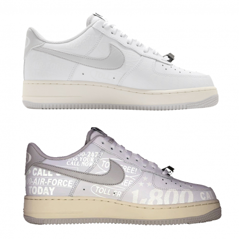 Nike Air Force 1 Low 1-800 - KicksOnFire.com