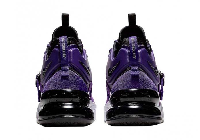 Nike Air Force 270 Court Purple