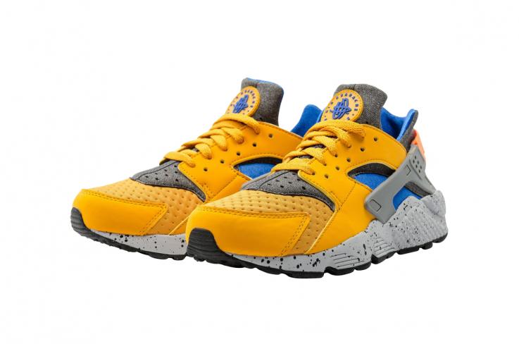 Nike Air Huarache Gold Leaf - KicksOnFire.com