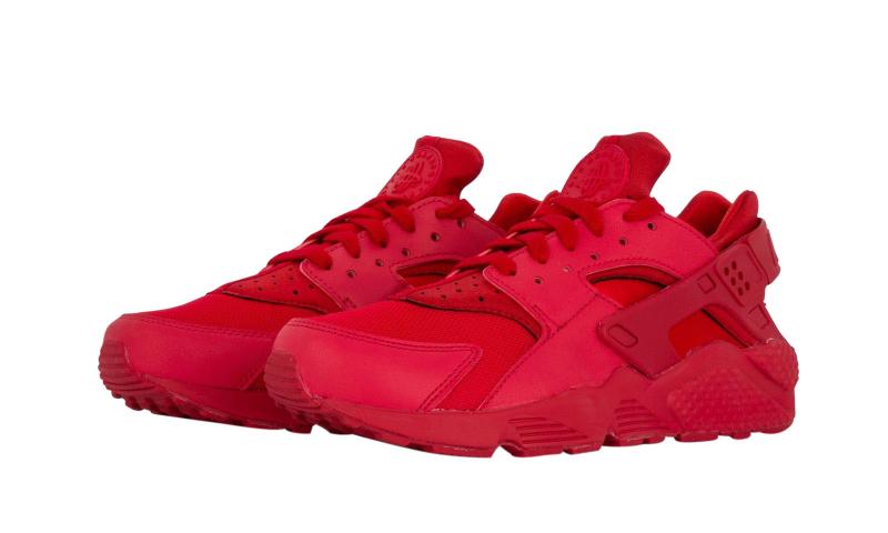 Nike Air Huarache Triple Red - KicksOnFire.com