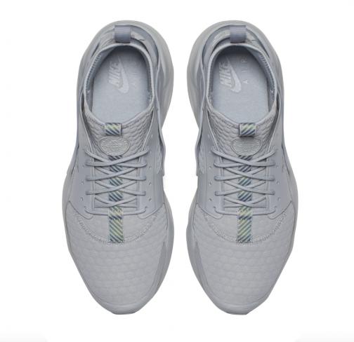 Nike Air Huarache Ultra Wolf Grey - KicksOnFire.com
