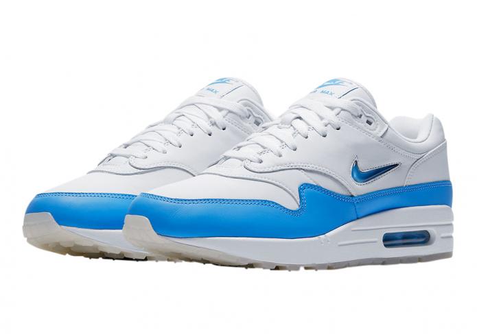 Nike Air Max 1 Jewel University Blue - KicksOnFire.com