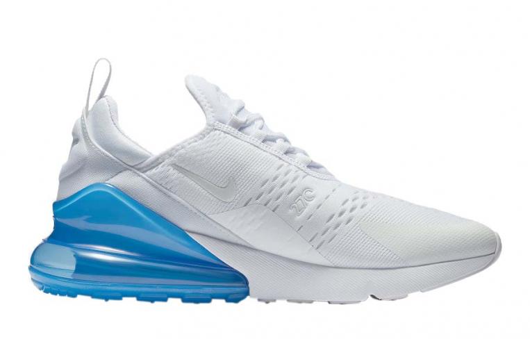 Nike Air Max 270 White Photo Blue