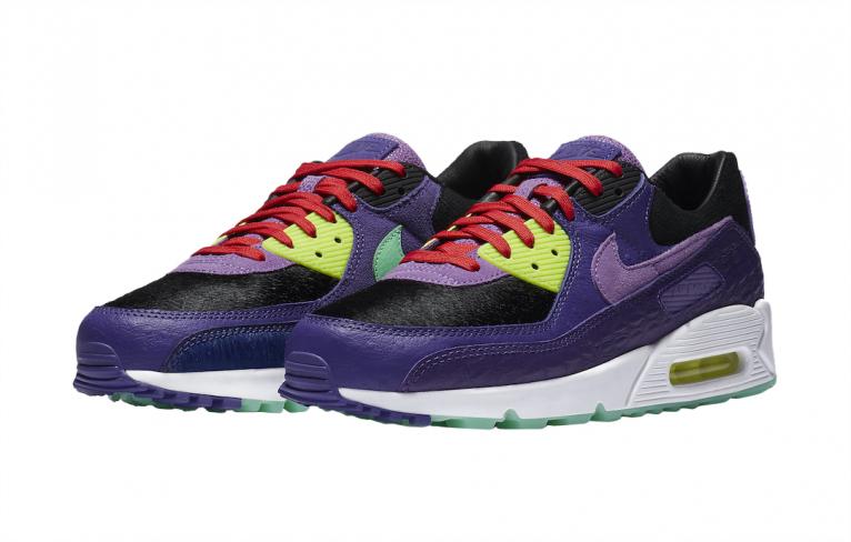 Nike Air Max 90 Violet Blend - KicksOnFire.com