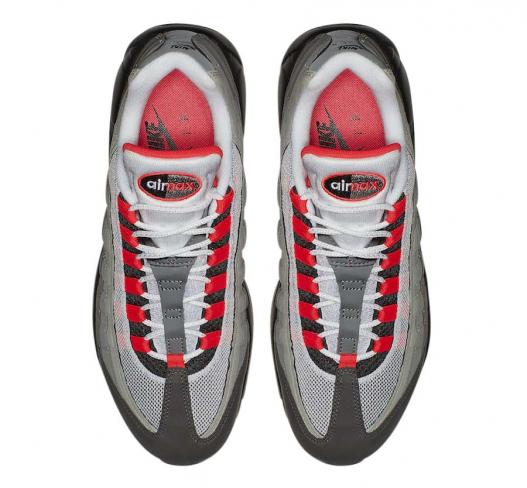 grado Roca demoler  Nike Air Max 95 OG Solar Red 2018 - KicksOnFire.com