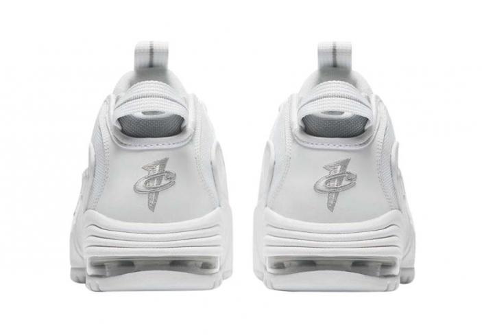 Sureste domingo foso  Nike Air Max Penny 1 White Metallic - KicksOnFire.com