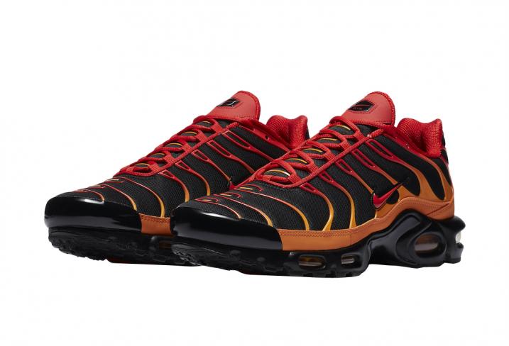 Nike Air Max Plus Lava - KicksOnFire.com