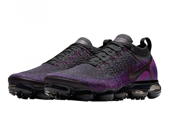 dark purple nike vapormax