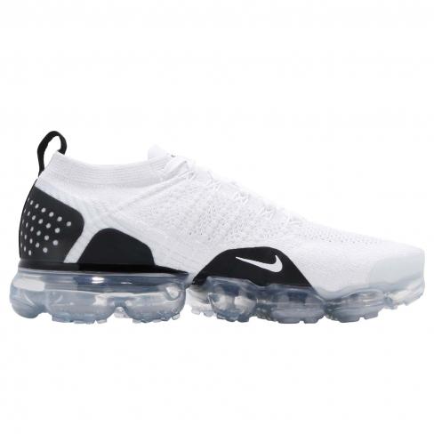 air vapormax 2 black white