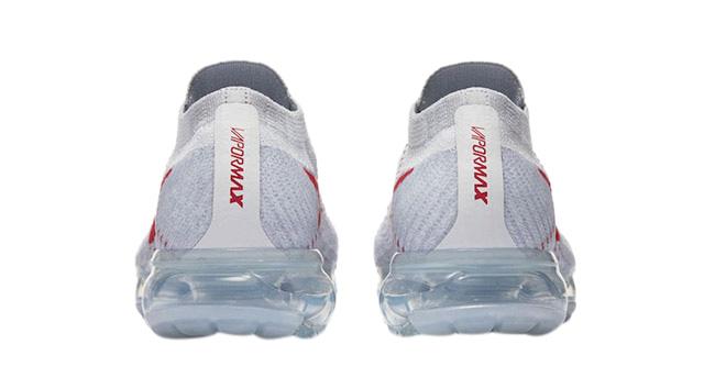 Mujer joven Estadístico De este modo  Nike Air VaporMax Pure Platinum University Red - KicksOnFire.com