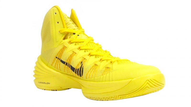 Nike Hyperdunk 2013 - Sonic Yellow