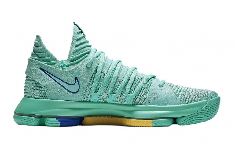 Nike KD 10 Hyper Turquoise