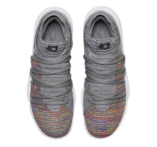 kd 10 multicolor