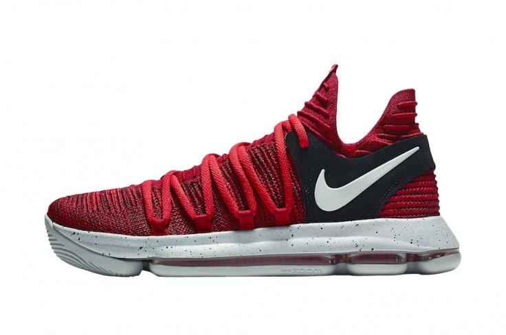 Nike KD 10 Red Velvet - KicksOnFire.com