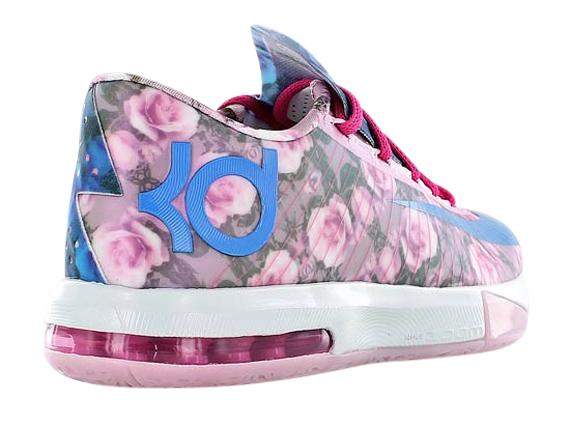 Nike KD 6 Supreme - Aunt Pearl