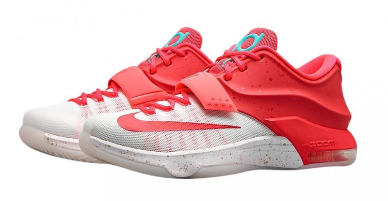 Nike KD 7 Egg Nog - KicksOnFire.com
