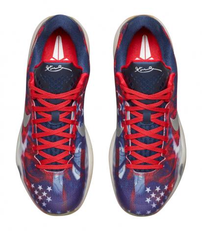 Nike Kobe 10 - Independence Day