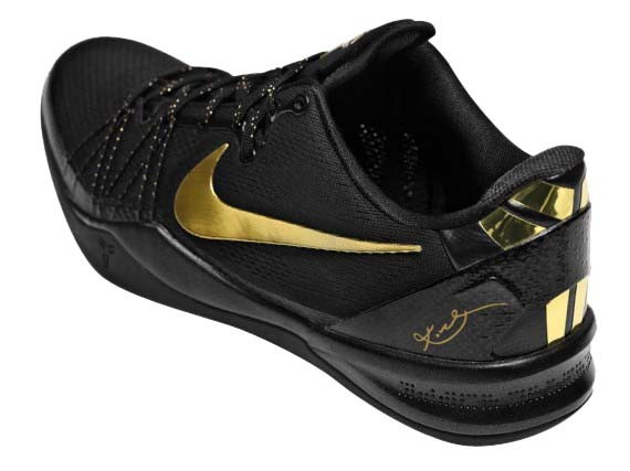 Nike Kobe 8 Elite+ Black / Metallic