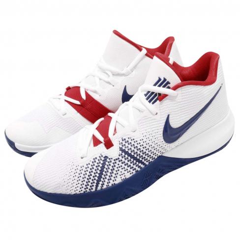 Nike Kyrie Flytrap White Deep Royal