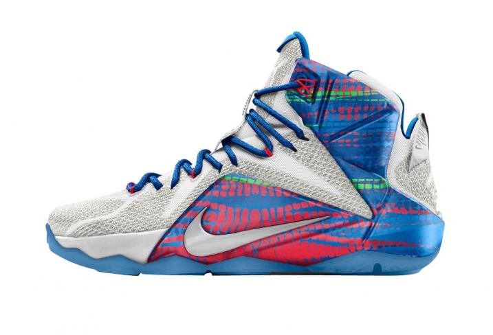 Nike LeBron 12 - 23 Chromosomes