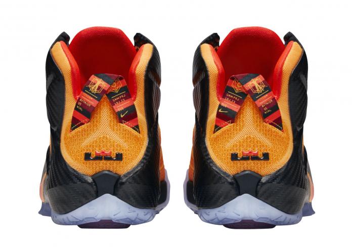 Nike LeBron 12 - Cleveland